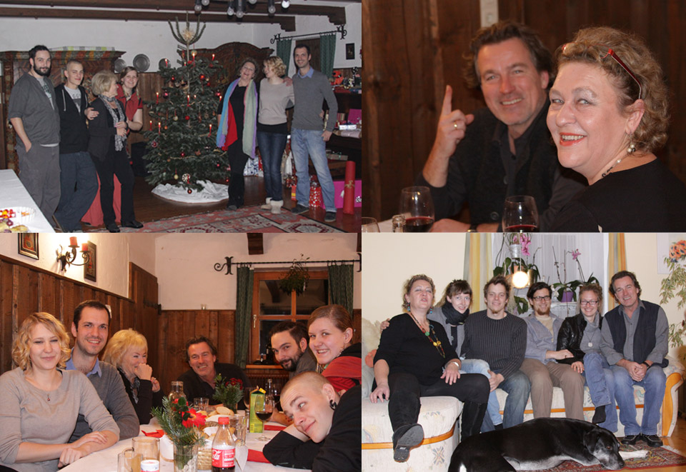 Collage Weihnachten
